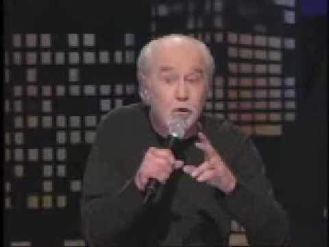Nobody cares about you (George Carlin)