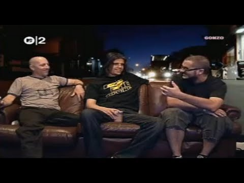 Tool-VERY RARE TV Interview With Adam And Maynard [2006]