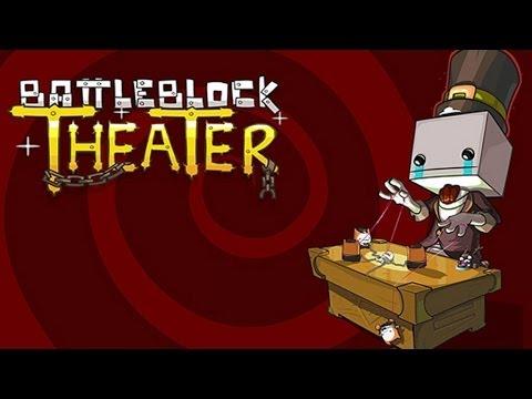 BattleBlock Theater - Dream of Freedom (Best Quality HD)