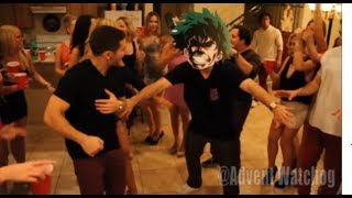 The My Hero Academia Opening 4 Experience in a nutshell