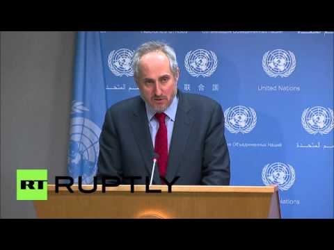 UN: Besieged areas in Yemen and Syria face humanitarian crisis - UN spokesperson