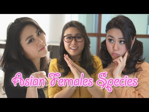 Asian Female Species