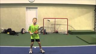 Functional Tennis - Complex training for developing young tennis players