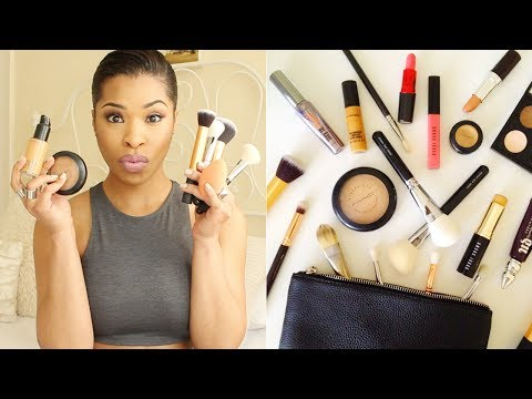 MAKEUP STARTER KIT | Foundation, Concealer, Eye Makeup & More!