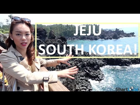 Jeju, South Korea 2014 -  TheSmartLocal Smart Travels Episode 10