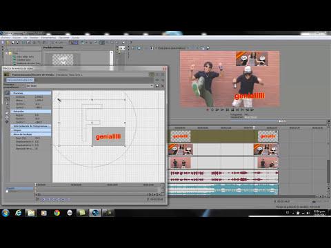 Tutorial como editar un videoblog 1 - Sony Vegas 11 Español (texto, imagen, vídeo y música de fondo)