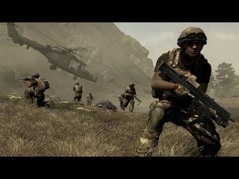 ◀ArmA 2: BAF - Seek And Destroy, Full Mission, ft JSRS
