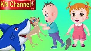 Hoạt hình KN Channel BÉ NA THI BẮT CHUỘT VỚI MÈO & CHÓ tập 3   Hoạt hình Việt Nam   GIÁO DỤC MẦM NON