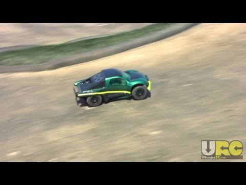 Kyosho Ultima SC-R first drive, Hobbywing 13T 3000kv