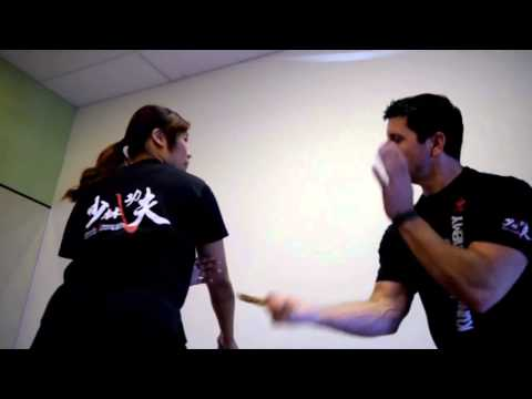 Serrada Eskrima Single Stick Counters - Filipino Martial Arts classes in Las Vegas NV Image 1