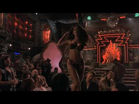 From Dusk Till Dawn   Salma Hayek Dancing 1080p video