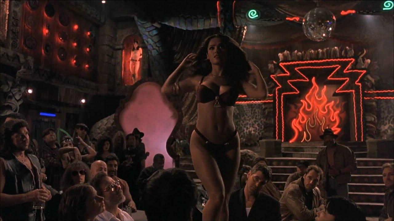 From Dusk Till Dawn Salma Hayek Dancing 1080p
