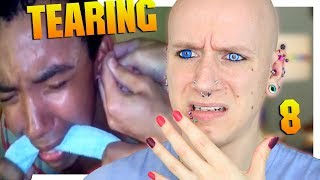Reacting To Ear Stretching Fails | Piercings Gone Wrong 8 | Roly