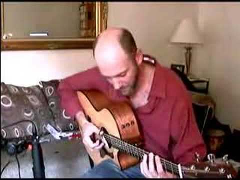 Adam Rafferty - IG*ot R*hythm - Solo Acoustic Guitar