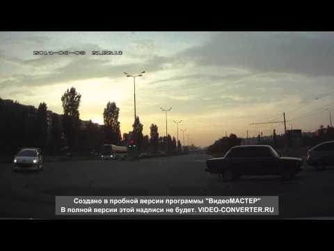 ДТП Старый Оскол 08.06.2014
