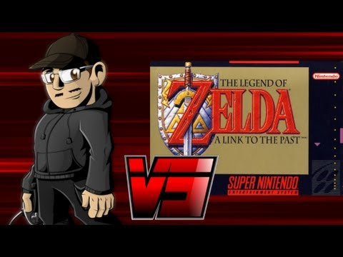Johnny vs. The Legend of Zelda: A Link to the Past
