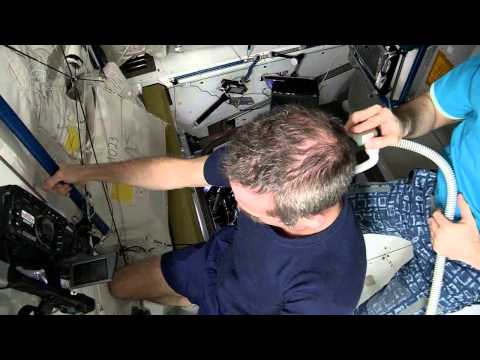 Chris Hadfield's ISS: International Space Salon