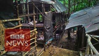 Malaysia: Jungle camps where traffickers raped & killed - BBC News