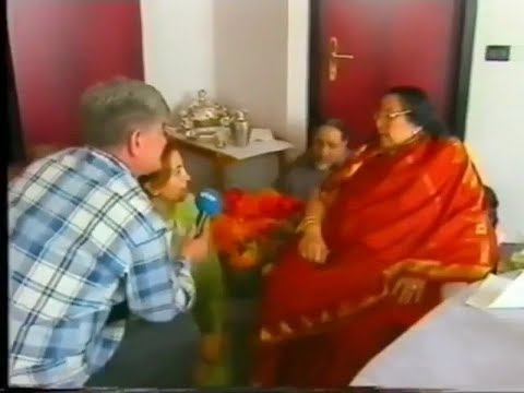 990400 H.H. Shri Mataji Nirmala Devi, Star TV Interview, Turkey