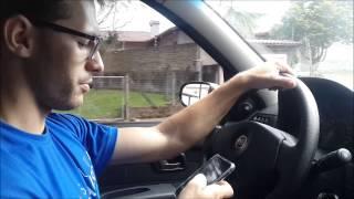 Rastreador Veicular (demonstração de bloqueio do veículo)