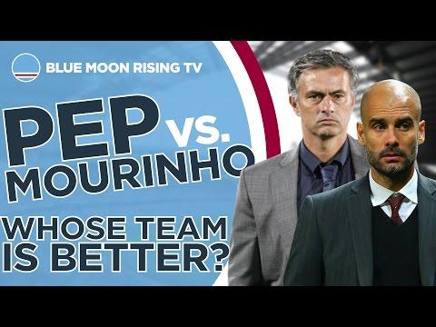 Pep Guardiola vs Jose Mourinho | Whose Manchester Team Is Better?