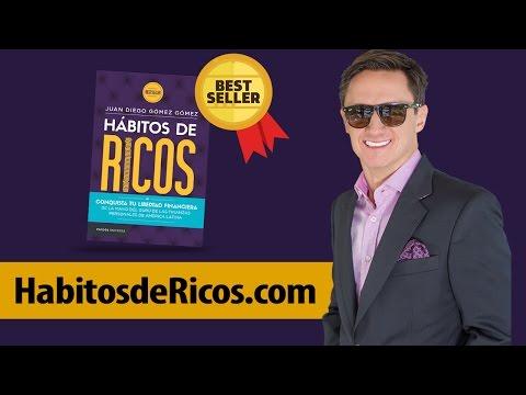 Hábitos de Ricos - Best Seller / Libro de Juan Diego Gómez