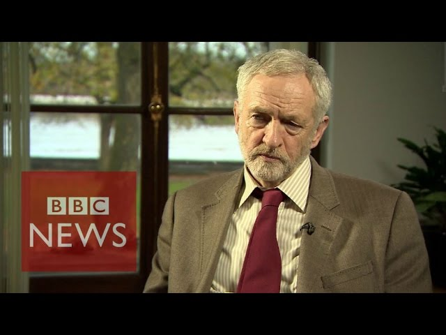 Would Jeremy Corbyn ever back military action against ISIS ? BBC News