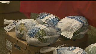 Local organization distributing 300 hams, turkeys in Youngstown