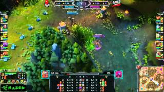 Video clip [GPL 2012] [Tuần 15] Singapore Sentinal vs Taipei Assassins  [23.09.2012]