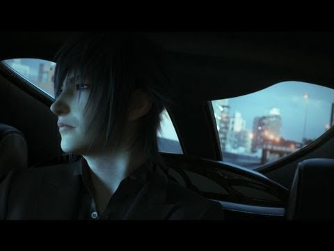 Final Fantasy Versus XIII meio hack\'n slash,RPG, parece ser interessante