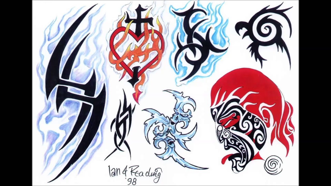 Largest Tattoo Designs Collection - 10,000+ COOL Tattoo ...