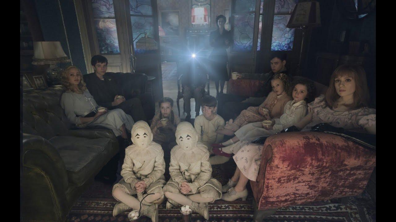 дом странных детей актеры фото
