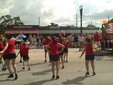 South Florida Cloggers - Orange Blossom Festival Parade Performance