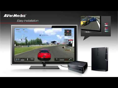 Best Solution to record Xbox 360/PS3 without PC - AVerMedia Game Capture HD