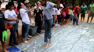 Prueba del Huevo y el Limon! Campamento Patayo 2011