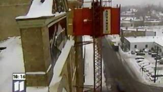 KARE-11 News report on Grain Belt brewery renovations, January 2001