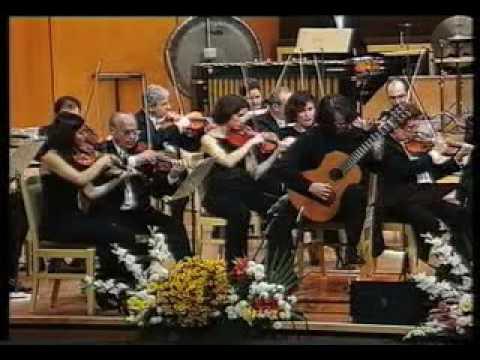 Gabriel Estarellas - Concierto del Buen Amor - parte 1