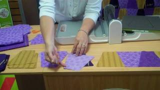How to Make the AccuQuilt GO! Tumbling Quilt