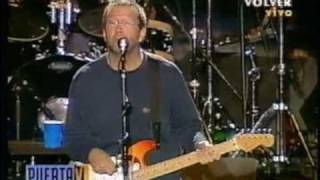 Watch Eric Clapton Stormy Monday video
