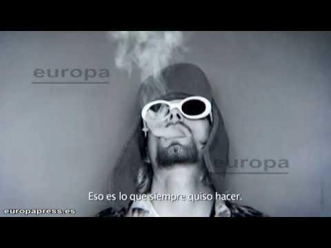 Kurt Cobain y Courtney Love grabaron una 'sex tape'