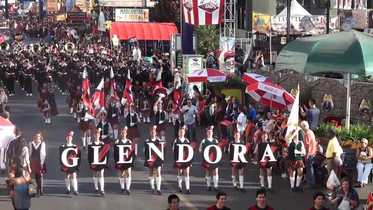 Glendora Hs Tartan Band Amp Pageantry Scotland The Brave