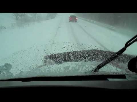 SNOW PLOWING EAST COAST USA