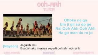 download lagu Twice - Ooh-ahh , Easy Lyric,  Indonesia gratis