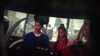 ERIK KILLMONGER MEETS TCHALLA AND LEADERS OF TRIBES! (SPOILERS) (BLACK PANTHER)