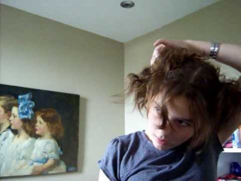 How to do Mrs Lovett's hair - Sweeney Todd Part 2 of 3 Video