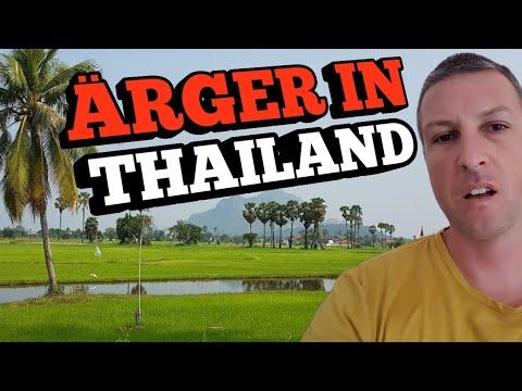 5 Dinge in Thailand, die dein Leben VERSAUEN können!