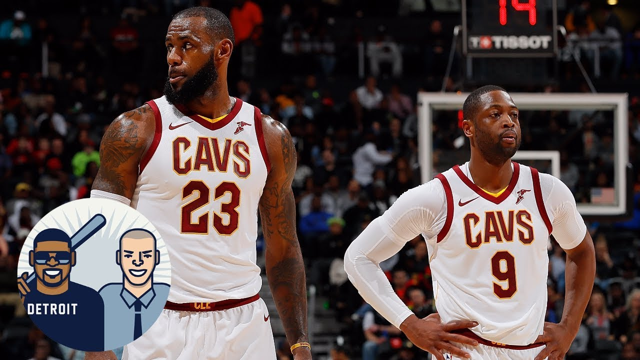 LeBron James 'bothered' by some Cavaliers not wanting Dwyane Wade on team | Jalen & Jacoby | ESPN