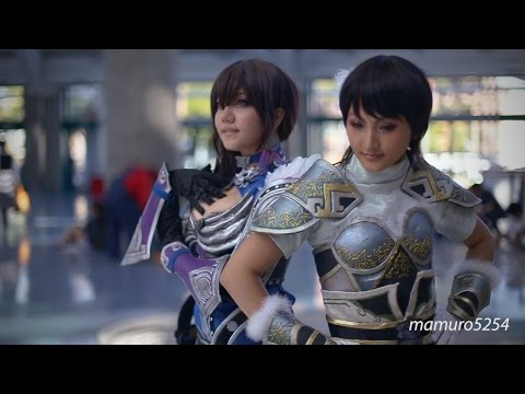Anime Expo 2014 Cosplay FanVid 02