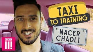 Taxi to Training: Nacer Chadli