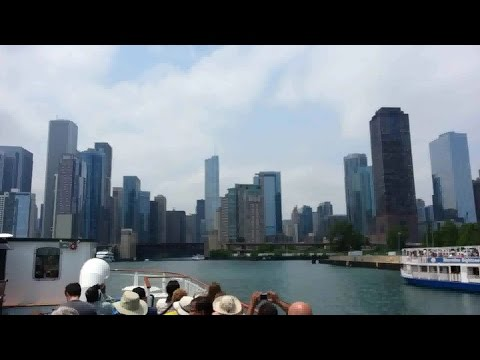 Chicago River Architecture Tour Part 2